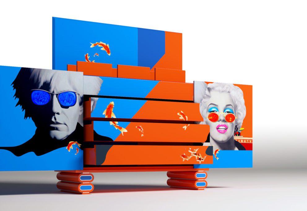 BIENNALE ARCHITETTURA TRA POP ART, ITALIA E CINA