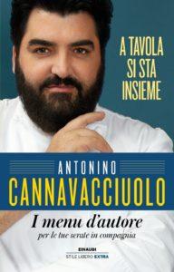 mame food A TAVOLA SI STA INSIEME - ANTONINO CANNAVACCIUOLO libro