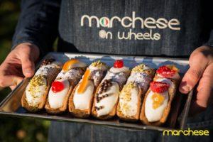 mame food MARCHESE ON WHEELS - CANNOLI SU QUATTRO RUOTE cannoli