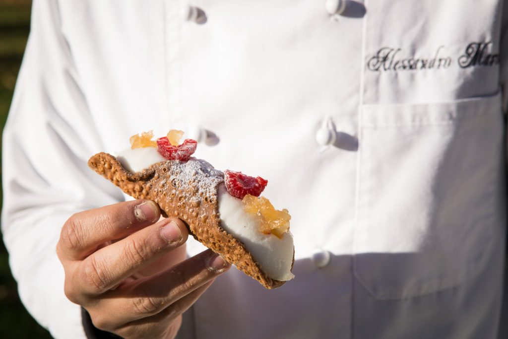 mame food MARCHESE ON WHEELS - CANNOLI SU QUATTRO RUOTE in evidenza
