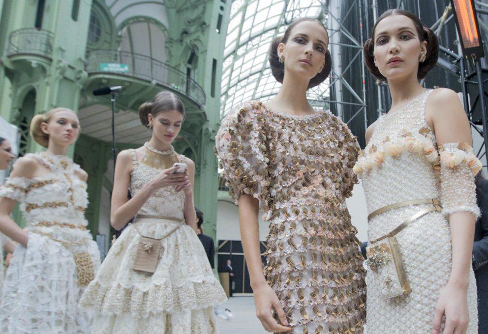 Mame Moda Calendario Haute Couture fall winter 2018-19. Chanel 2016
