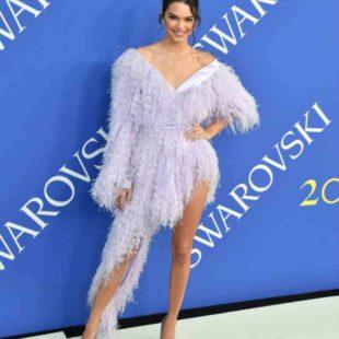 Mame Moda CFDA 2018 i vincitori degli Oscar della moda. Kendall Jenner abito firmato Alexander Vauthirer