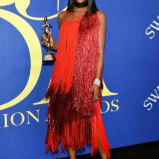 Mame Moda CFDA 2018 i vincitori degli Oscar della moda. Naomi Campbell