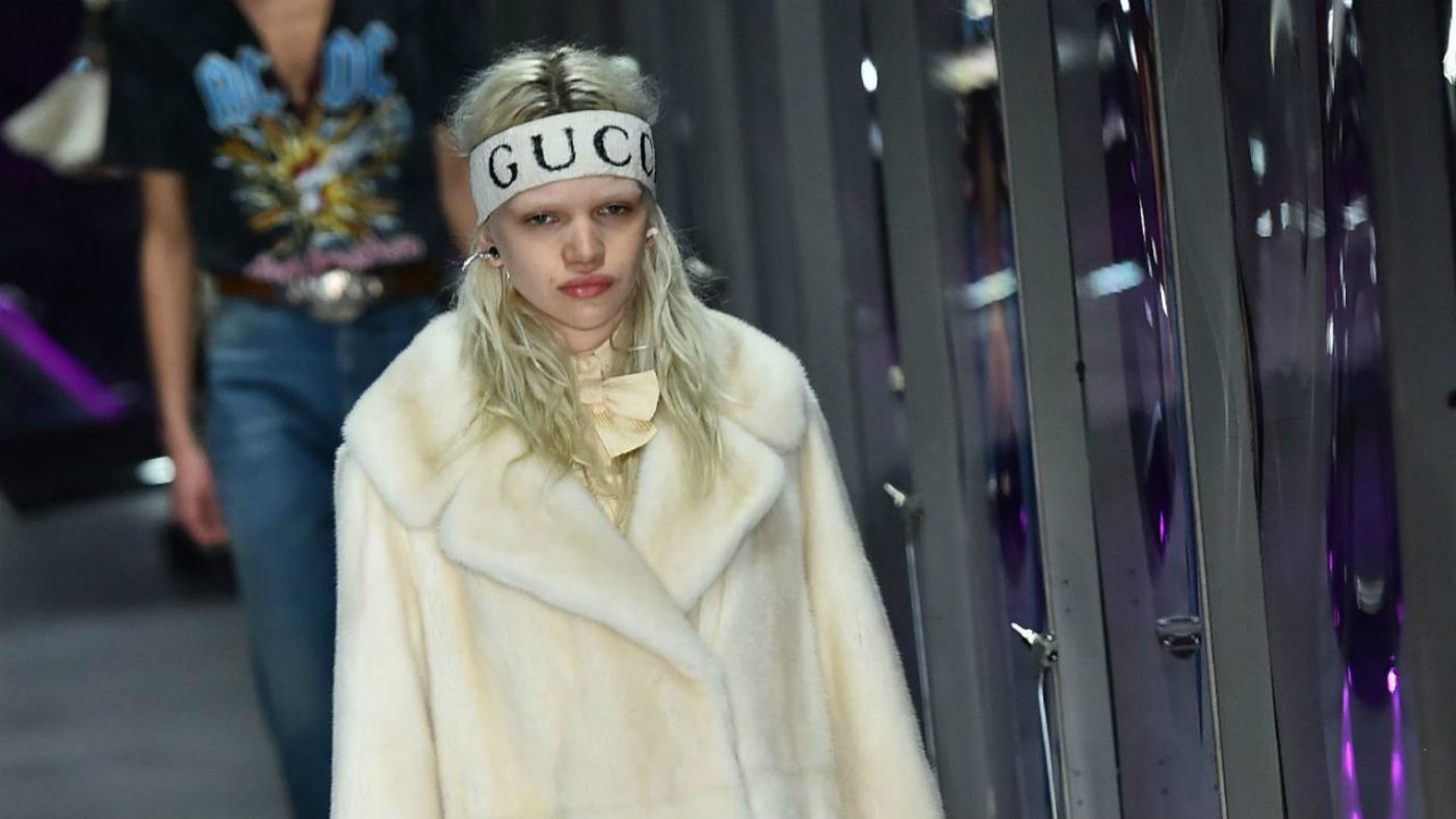 Mame Moda Gucci, la maison dice addio all'angora. Pelliccia sintetica