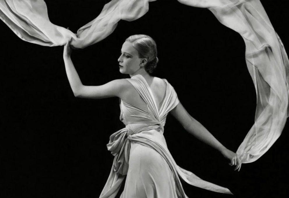 Mame Moda Madeleine Vionnet, la virtuosa del taglio. Copertina abito Vionnet
