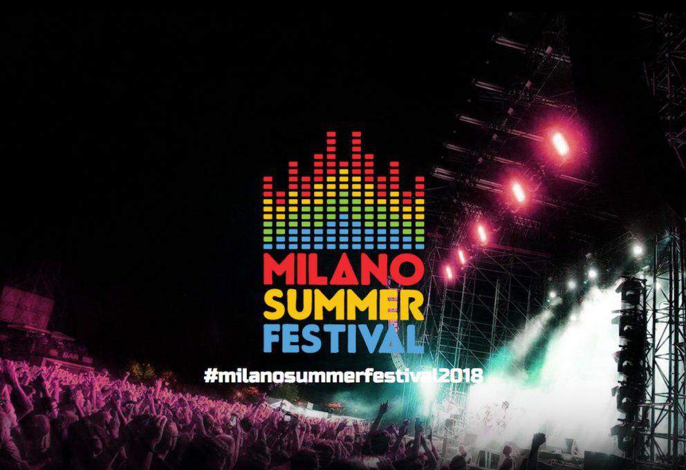 MILANO SUMMER FESTIVAL – L'ESTATE A RITMO DI MUSICA