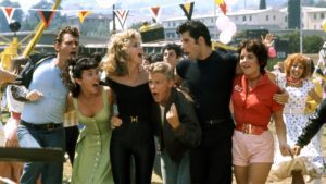 mame spettacolo GREASE - STASERA IN TV L'INTRAMONTABILE MUSICAL cast