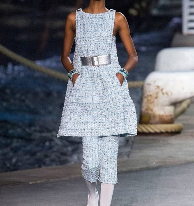 Outfit Chanel