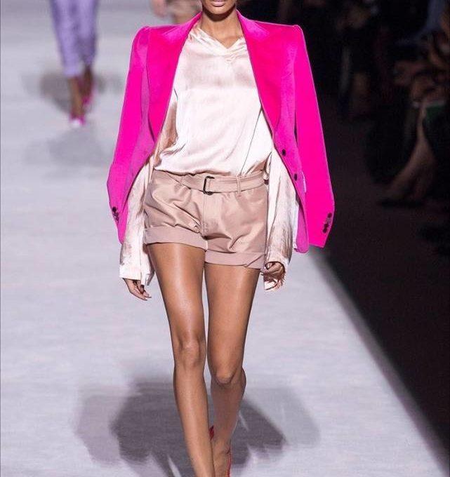 Outfit toni del rosa
