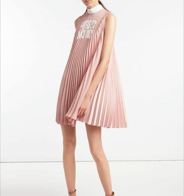 Outfit rosa pastello