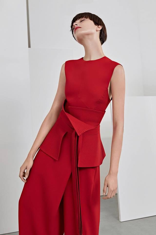 mam-e urban style tuta rossa