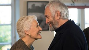 mame cinema GLENN CLOSE PROTAGONISTA DI THE WIFE - VIVERE NELL'OMBRA evidenza