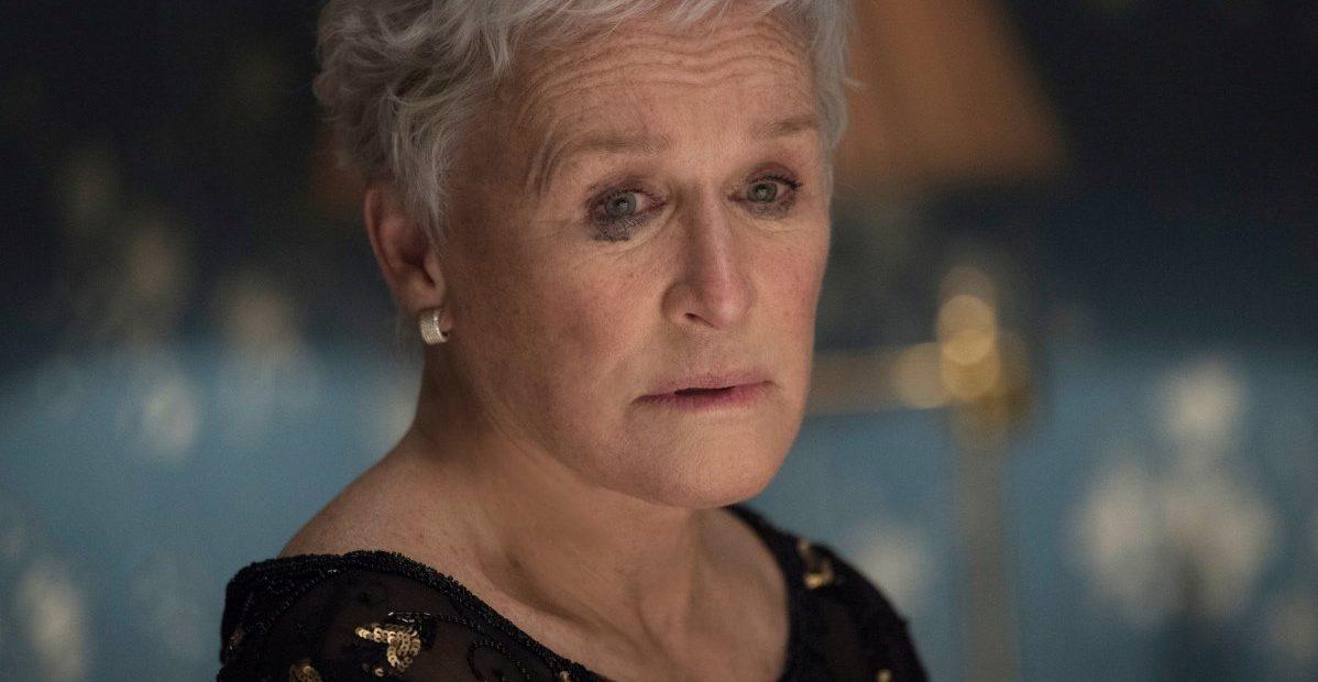 The Wife: il film con Glenn Close il 5 novembre su Rai3