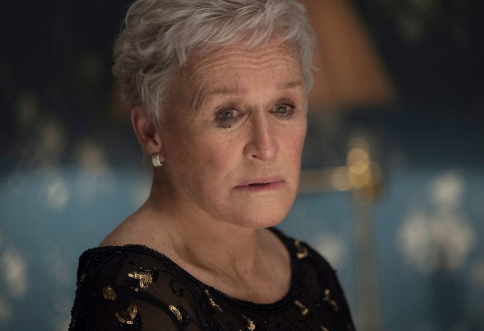 GLENN CLOSE PROTAGONISTA DI THE WIFE – VIVERE NELL'OMBRA