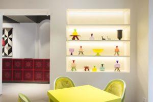 mame design SAVONA 18 SUITES - IL NUOVO DESIGN HOTEL A MILANO giallo