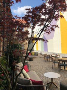 mame design SAVONA 18 SUITES - IL NUOVO DESIGN HOTEL A MILANO open air