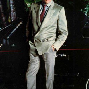 Mame Moda Auguri Giorgio Armani, re indiscusso della moda. Richard Gere