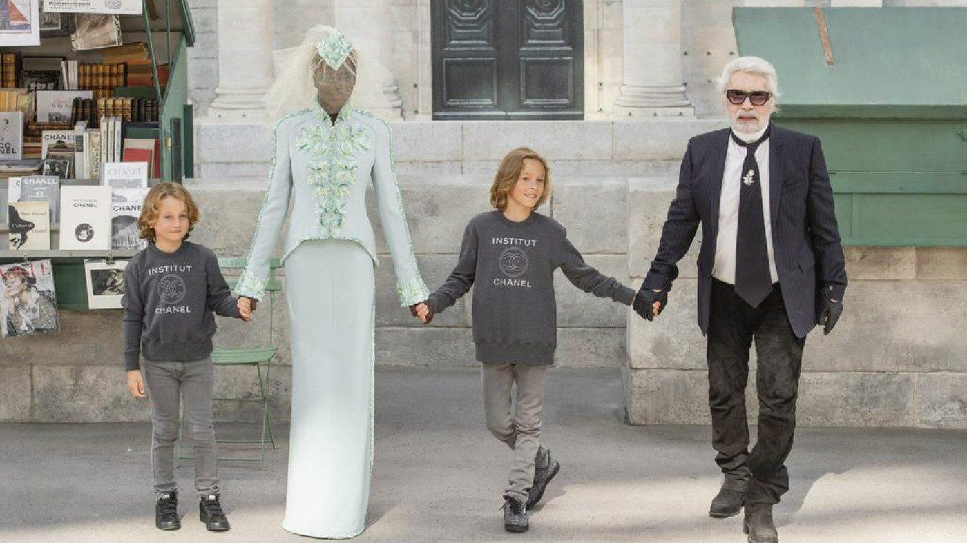 Mame Moda Chanel Haute Couture autunno 2018, la collezione. Karl Lagerfeld