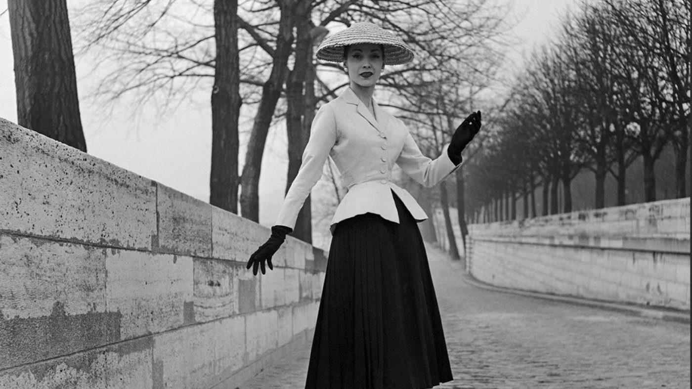 Mame Moda Christian Dior couturier of dreams, la mostra. Giacca Bar