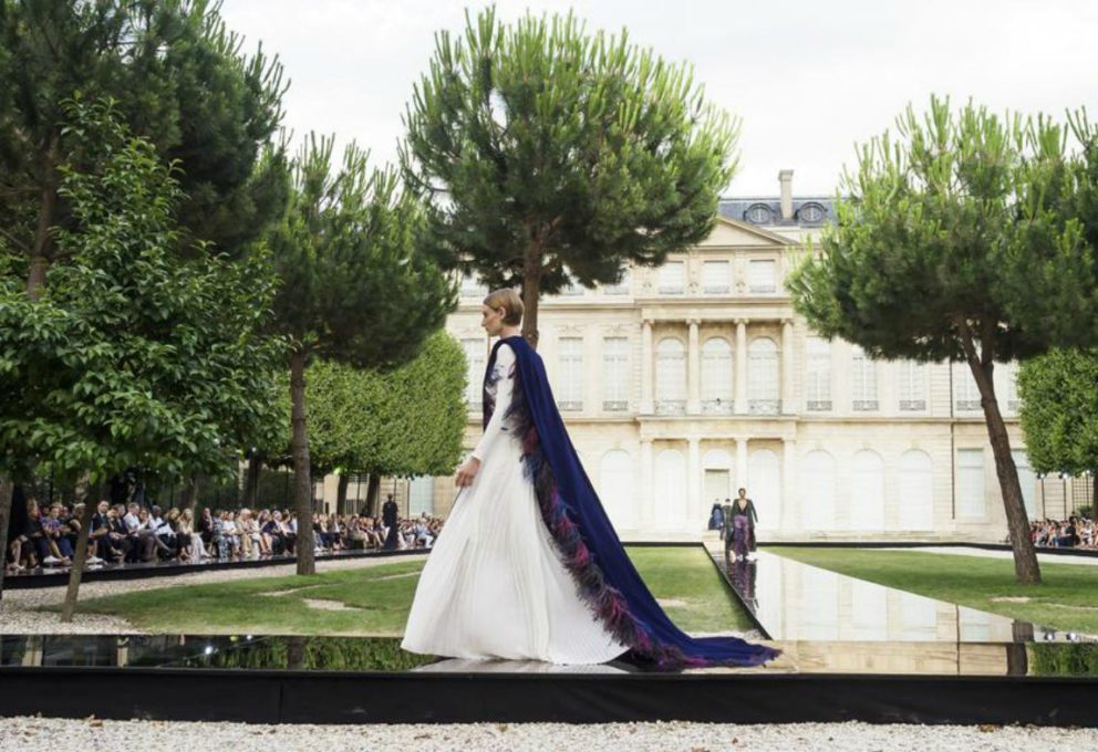 GIVENCHY HAUTE COUTURE AUTUNNO 2018