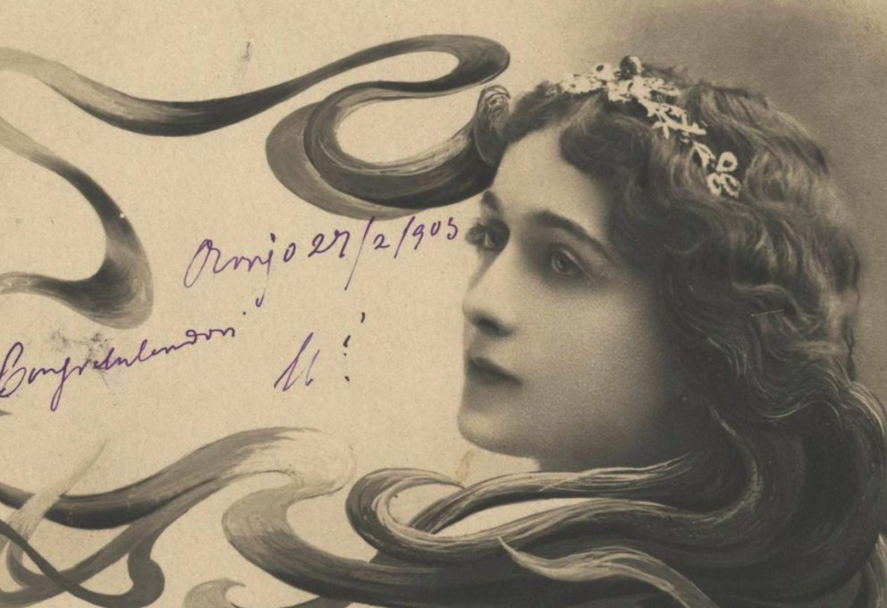mame moda lina cavalieri, la donna dai mille volti. Lina Cavalieri