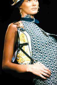 Mame Moda Saddle bag da John Galliano a Maria Grazia Chiuri. Saddle bag John Galliano