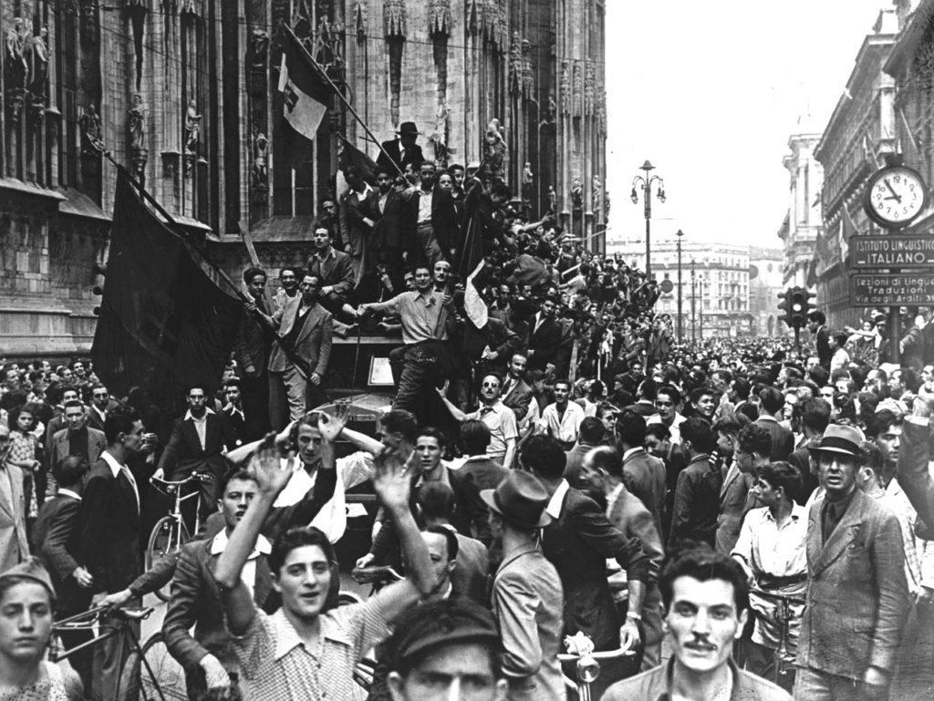 mame storia LA CADUTA DEL FASCISMO - 25 LUGLIO 1943 evidenza