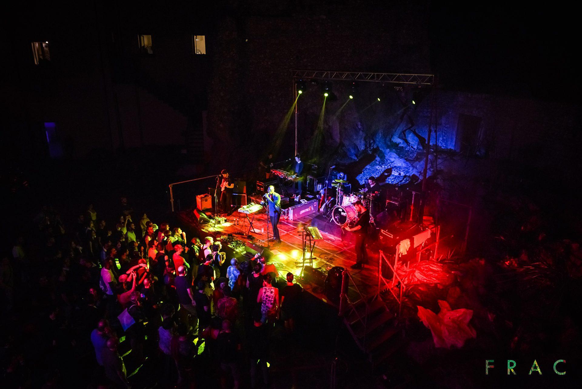 mam-e eventi FRAC FESTIVAL DI RICERCA DELLE ARTI CONTEMPORANEE evento