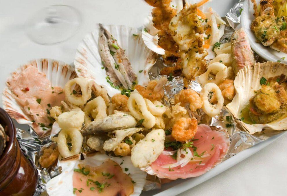 mam-e food RISTORANTI DI PESCE A MILANO - I CINQUE DA PROVARE pesce