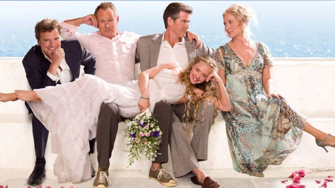 mame cinema MAMMA MIA! - STASERA IN TV IL MUSICAL CULT cast