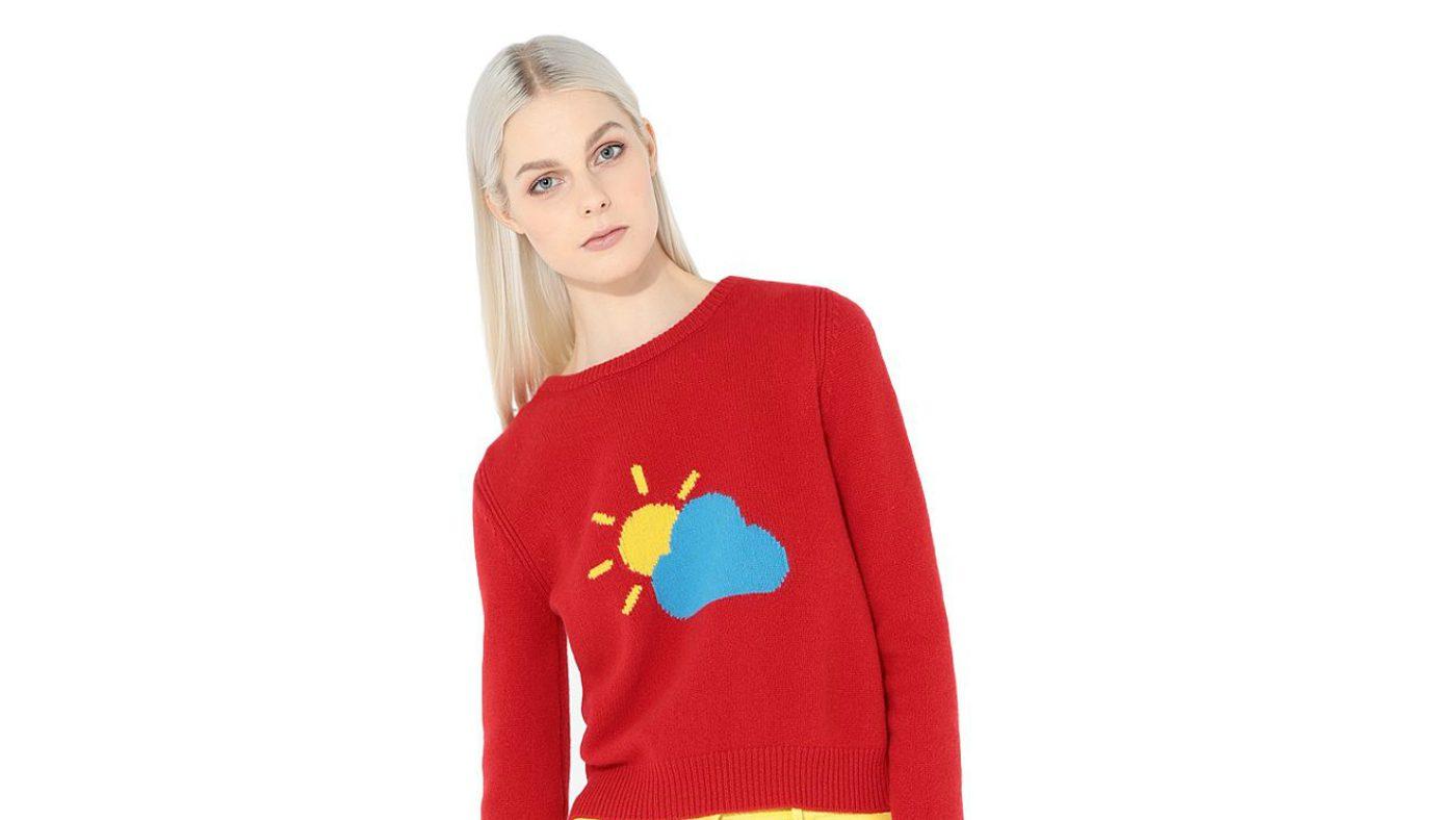 Mame Moda Alberta Ferretti lancia Sweater Wheater. Clouds