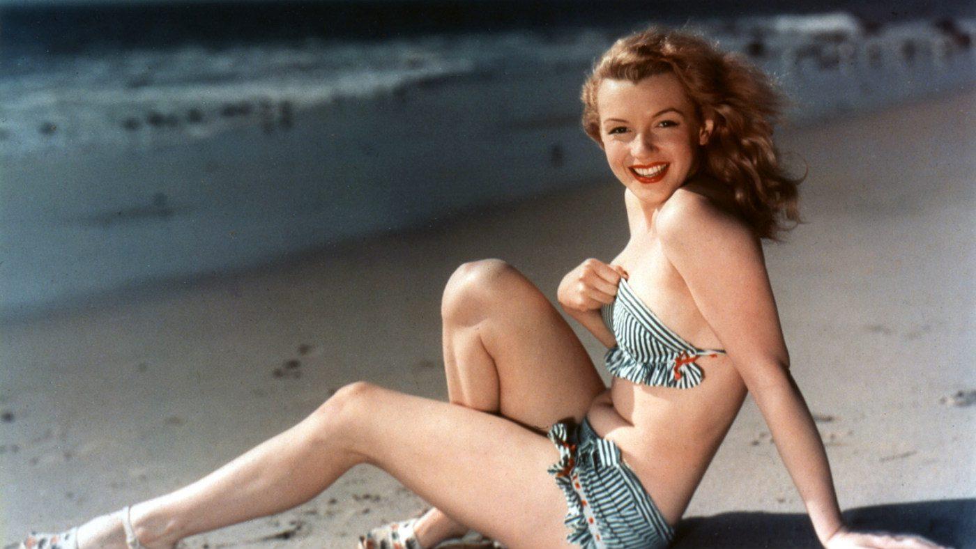 Mame Moda Dive e bikini i nostalgici anni Cinquanta. Marilyn