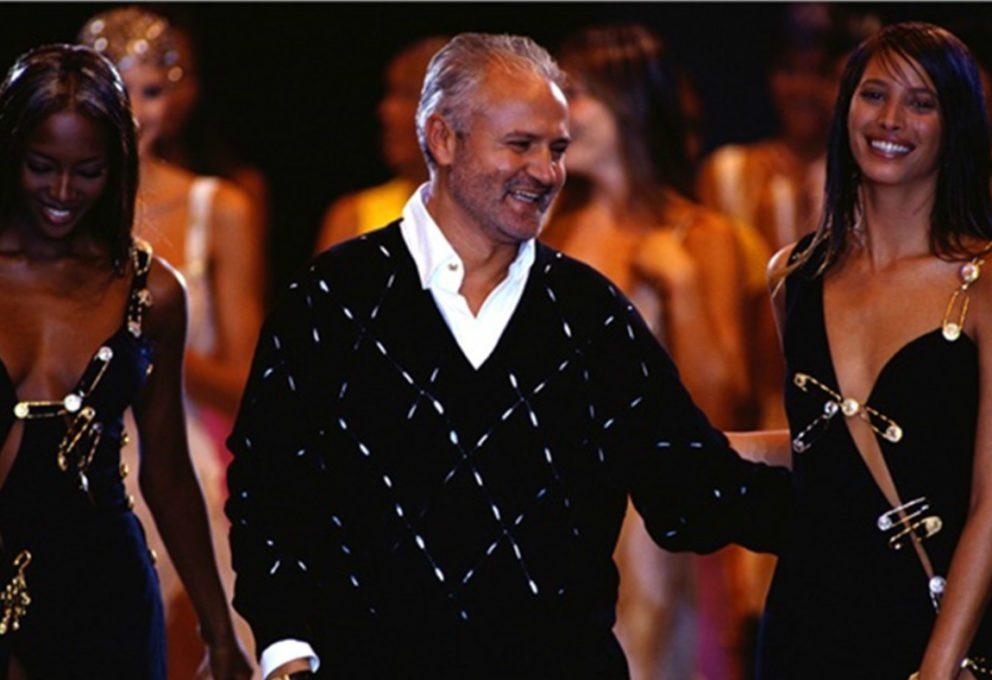 Mame Moda Gianni Versace, il genio della moda va all'asta. Gianni, Campbell e Turlington