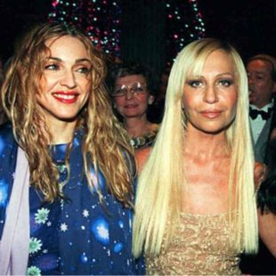 Mame Moda Happy Birthday Madonna, regina indiscussa di stile. Madonna e Donatella Versace