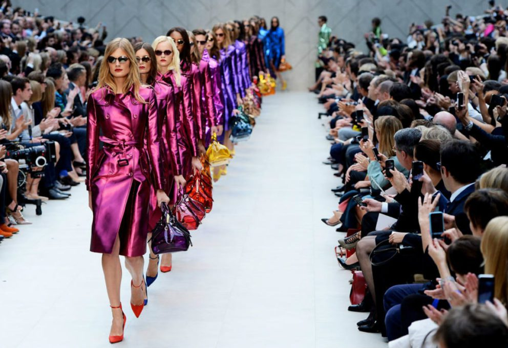 LONDON FASHION WEEK SETTEMBRE 2018, LE NEWS