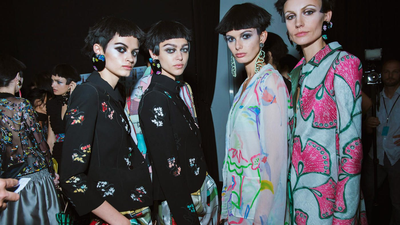 Mame Moda Milano Moda Donna settembre 2018, le news. Armani SS 18
