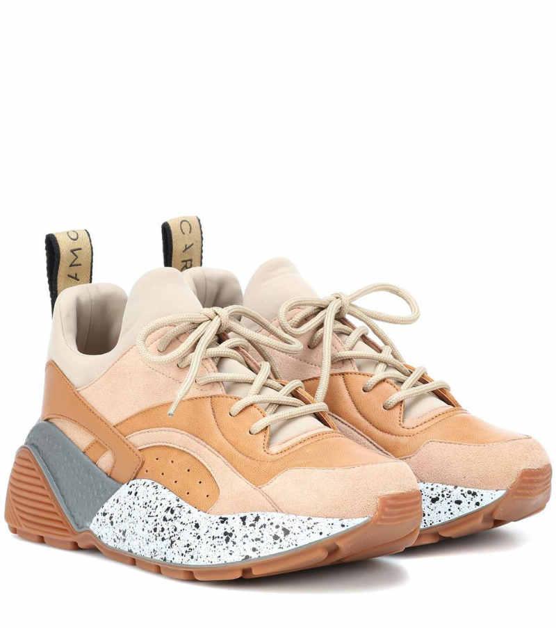712664e217 mame moda sneakers autunno-inverno 2018-19, i modelli alla moda. stella  mccartney - MAM-E