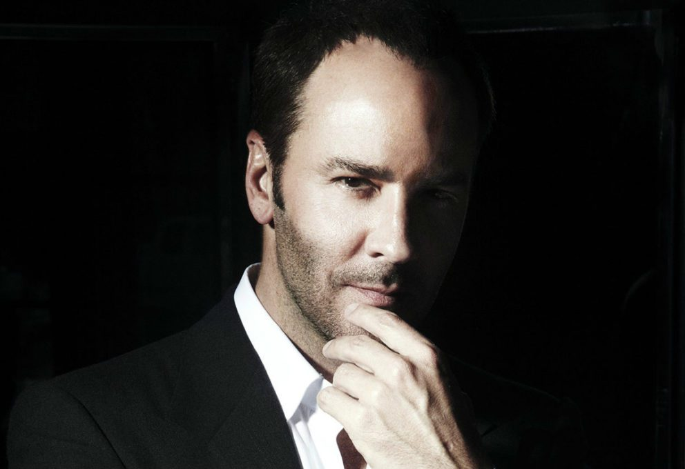 Mame Moda Tom Ford auguri di buon compleanno, golden man. Tom Ford