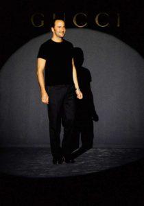 Mame Moda Tom Ford auguri di buon compleanno, golden man. Tom Ford 1995