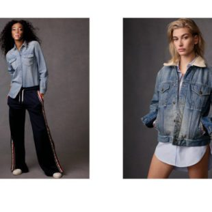 Mame Moda Tommy Icons, la capsule collection Tommy Hilfiger. Denim