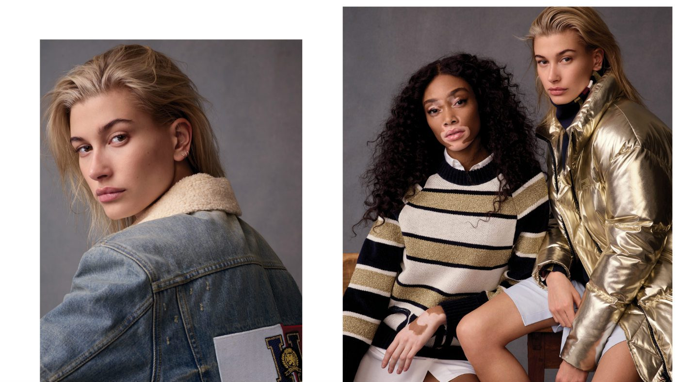 Mame Moda Tommy Icons, la capsule collection Tommy Hilfiger. ADV