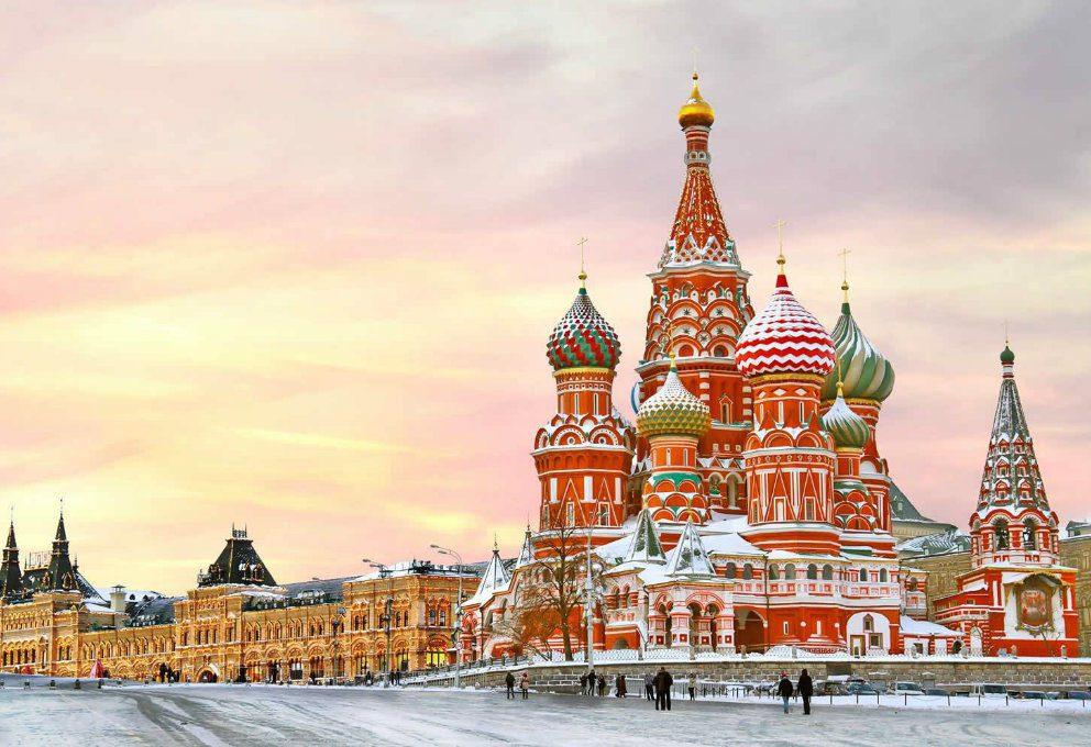 #MAMEHOLIDAYS – MOSCA, LA CAPITALE RUSSA