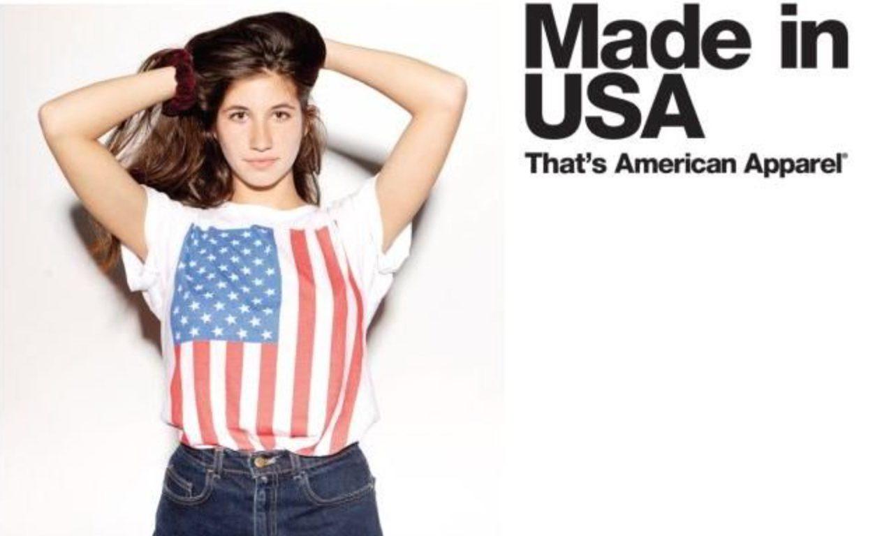 mam-e dizionario american apparel usa