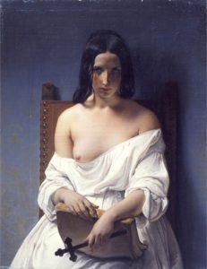 mam-e intesa sanpaolo per l'arte ROMANTICISMO ALLE GALLERIE D'ITALIA E NON SOLO meditazione