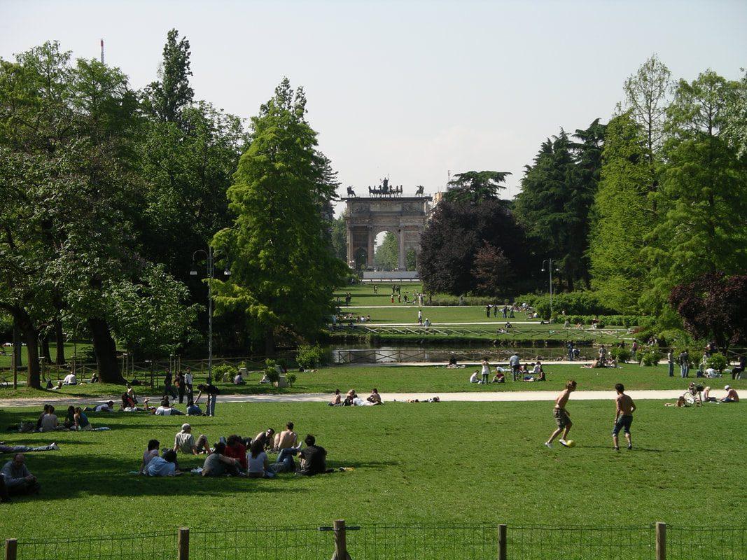 mam-e lifestyle MILANO GREEN WEEK TORNA LA TERZA EDIZIONE parco