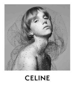 Mame Moda Celine Slimane lancia un progetto fotografico. Ben Oort