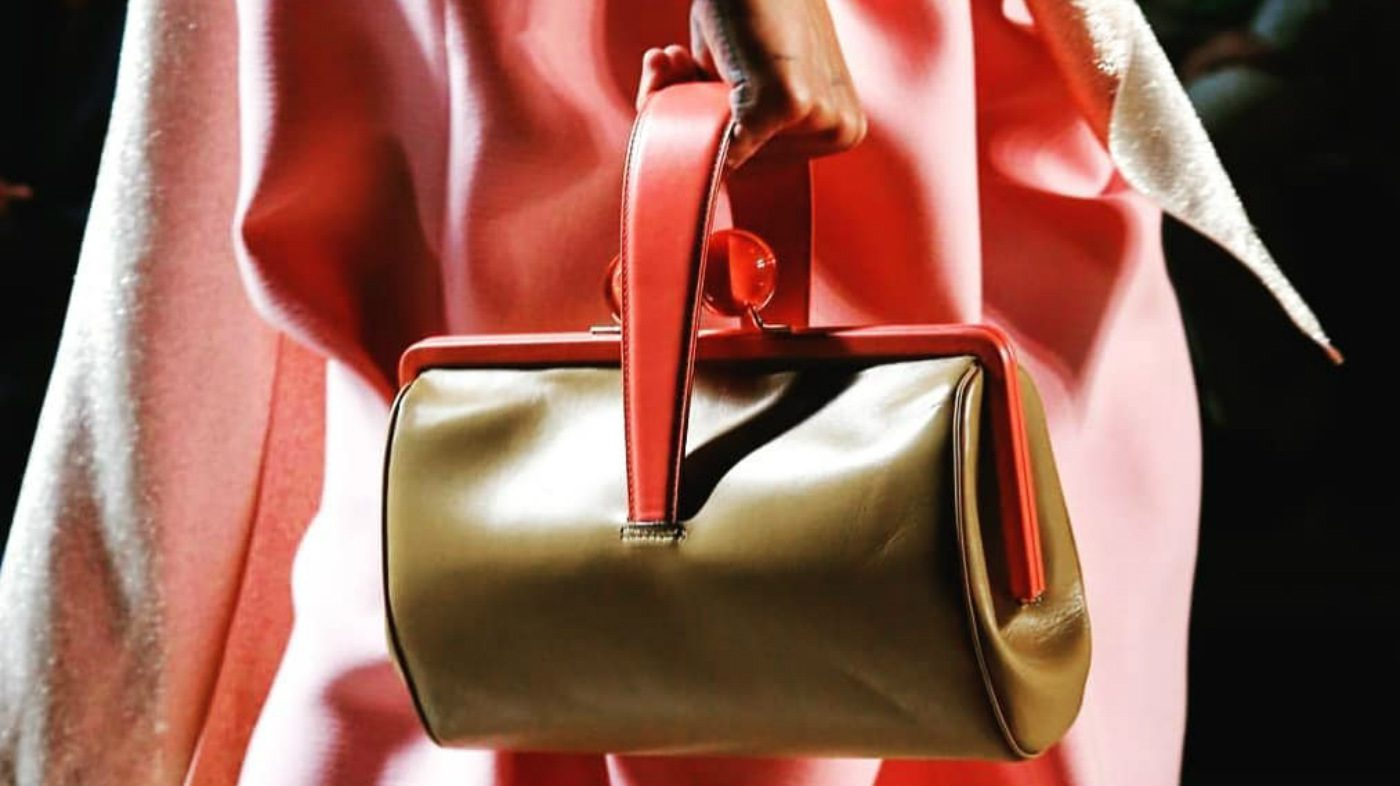 Mame Moda Handbag SS19 le migliori viste in passerella alla NYWF. Marc Jacobs