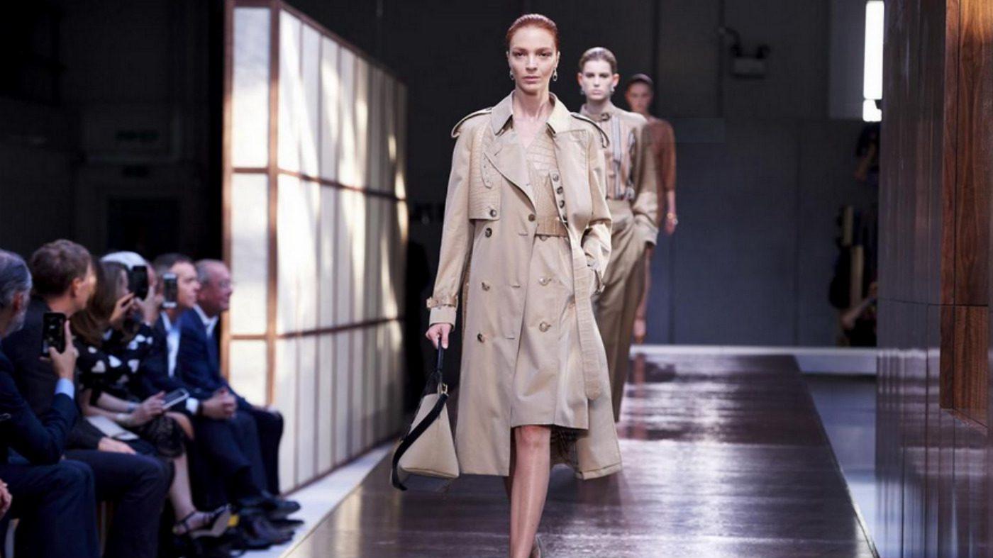 Mame Moda Riccardo Tisci, nuova era per Burberry. Boscono