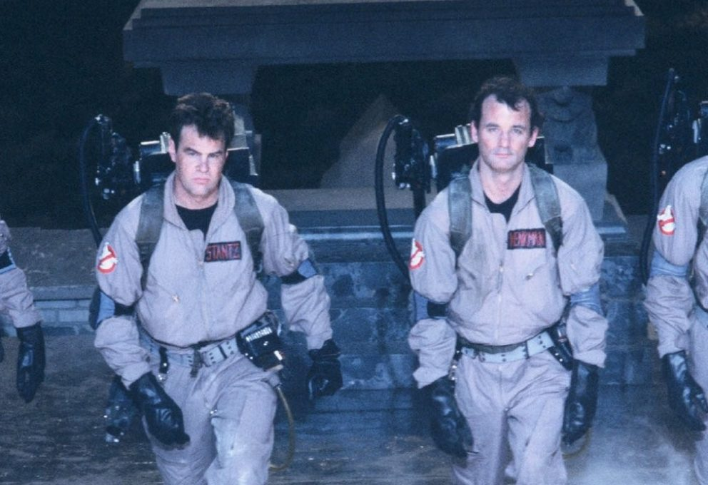 GHOSTBUSTERS – STASERA IN TV IL CULT