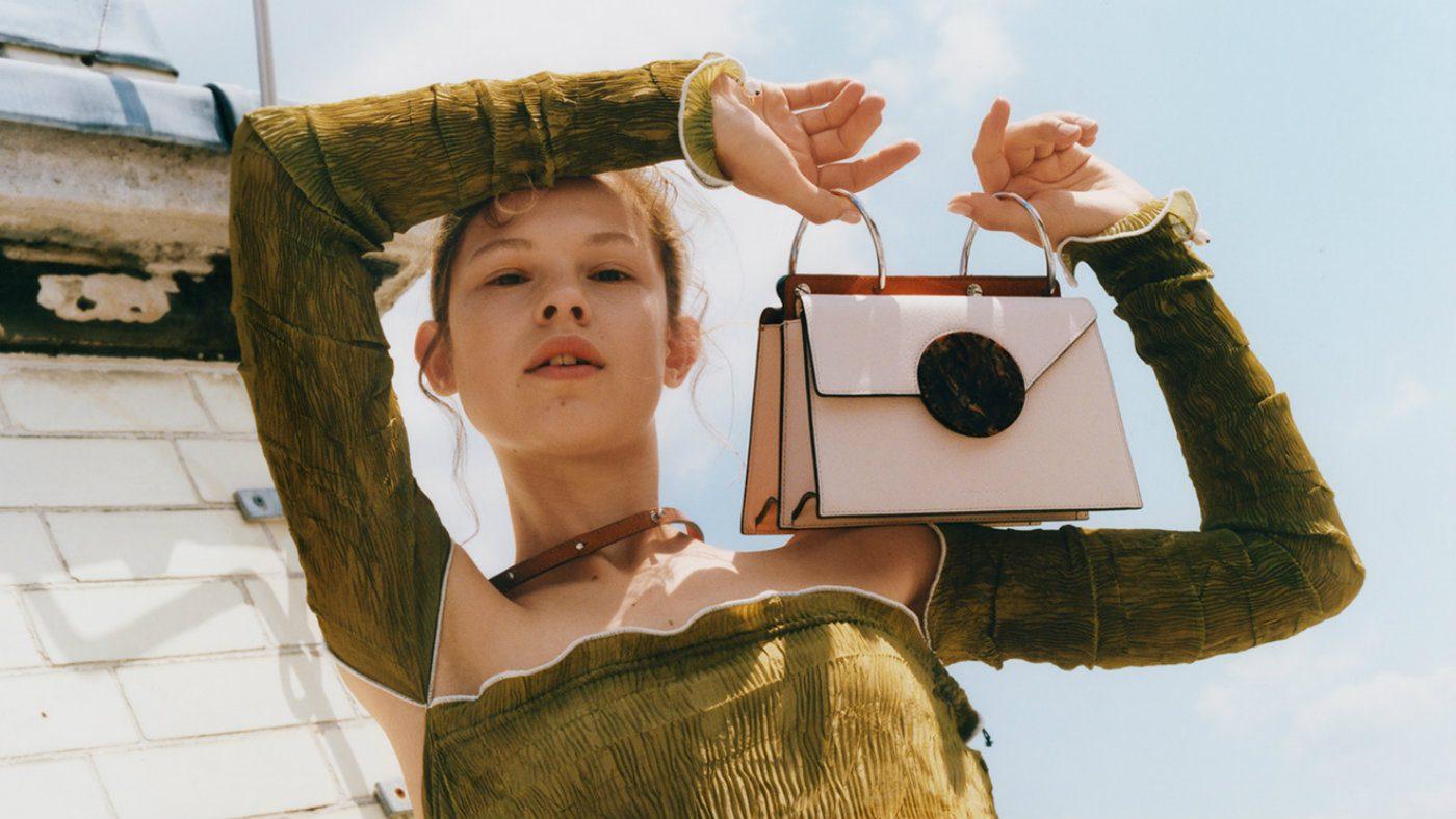 Mame Moda Danse Lente, il marchio da tenere sott'occhio. Phoebe Small bag